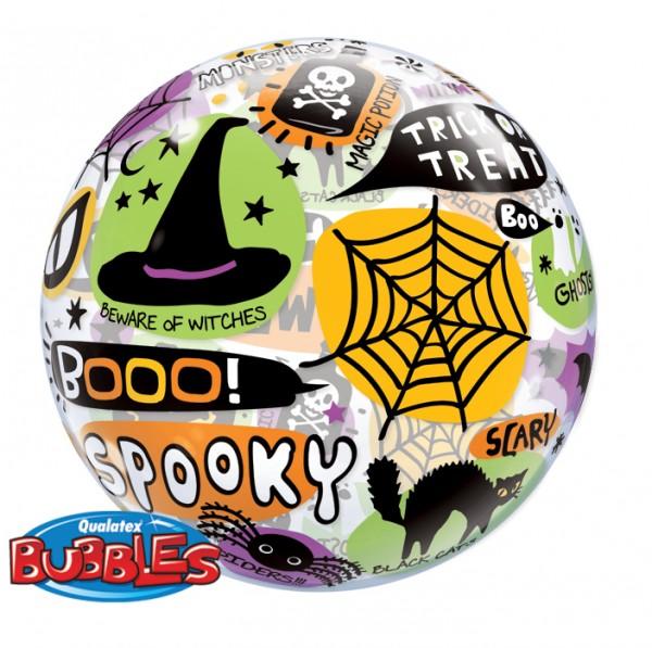 Bubble Happy Halloween, ca. 56 cm