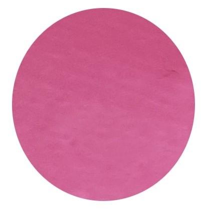Konfetti Punkte rosa Metallic-Folie, ca. 2 cm, 15 gr.