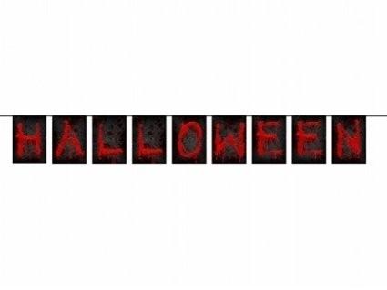 Girlande Halloween, ca. 1,23 Meter