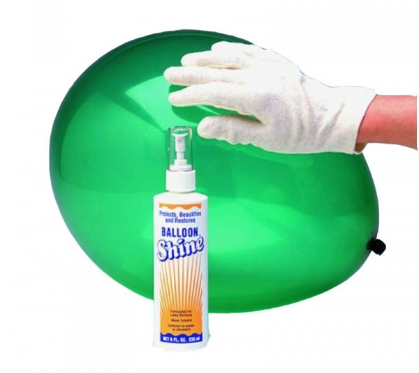 Balloon Shine - Glanzspray für Latexballons, 236 ml