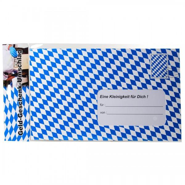 Riesen-Umschlag Bayernraute, ca. 18 x 30 cm
