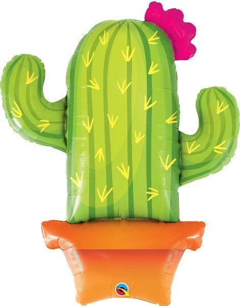 Folienshape Kaktus, ca. 99 cm
