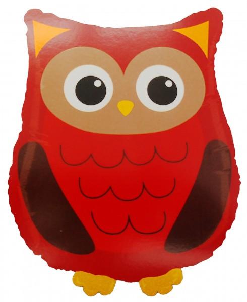 Ballongruß: Eule, ca. 62 cm