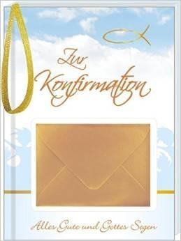 Geschenkbuch Zur Konfirmation
