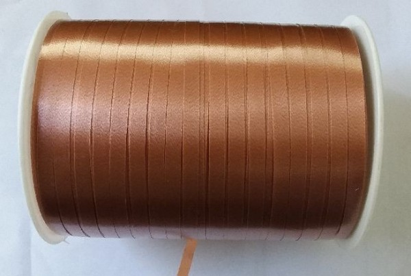 Polyband, rose gold, 500 Meter-Rolle