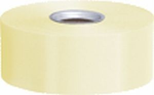 Polyband, champagner, 4 cm, 91 Meter-Rolle