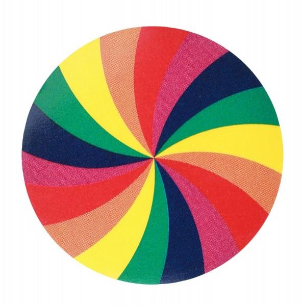 Streudeko Regenbogen ca. 3 cm, 50 St.