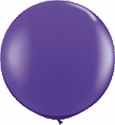 Riesenballon ca. 120 cm, lila/violett