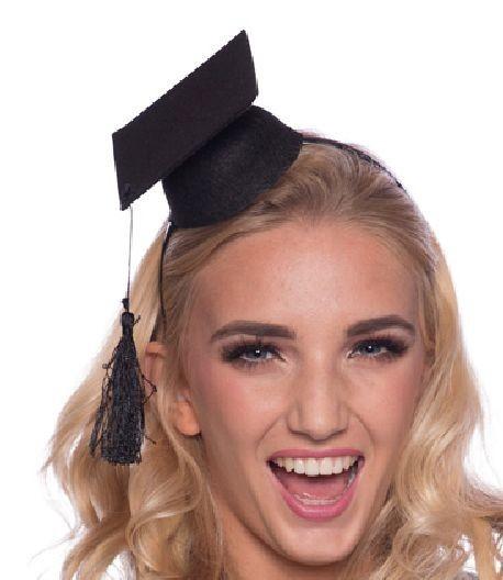 Haarreifen Abitur Bachelor Graduation Tiara, Einheitsgröße