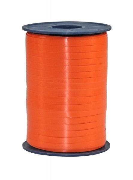 Polyband, orange, 500 Meter-Rolle