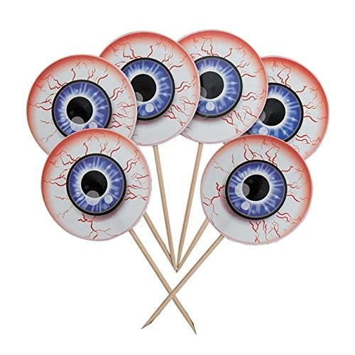 Picker Auge, ca. 10,5 cm, 6 St.