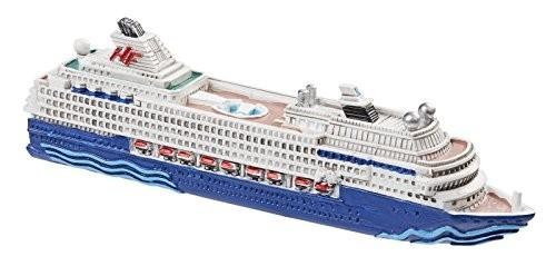 Kreuzfahrtschiff ca. 12 cm, Polyresin