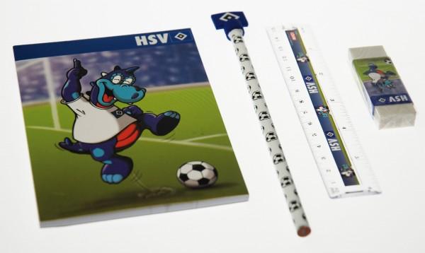 Schreibset HSV, 4 tlg.