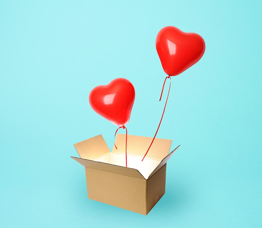14.02 – Liebesgrüsse zum Valentinstag