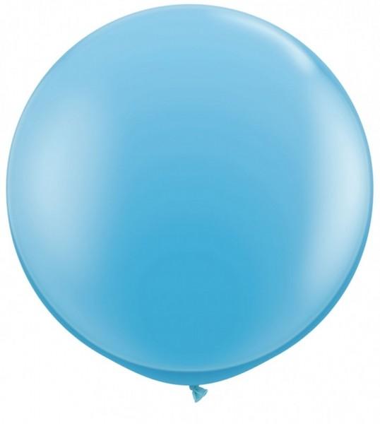 Riesenballon ca. 150 cm, hellblau