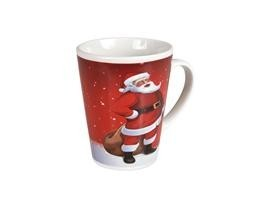 Weihnachtsbecher Santa