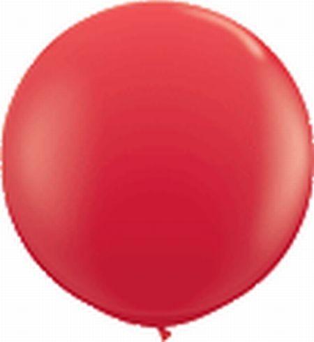 Riesenballon ca. 210 cm, rot