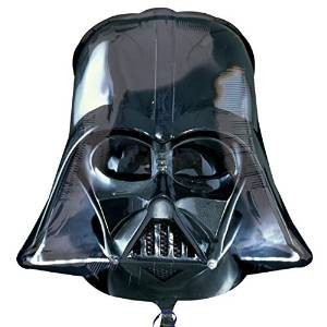 Folienballon Star Wars, Darth Vader, ca. 55 cm
