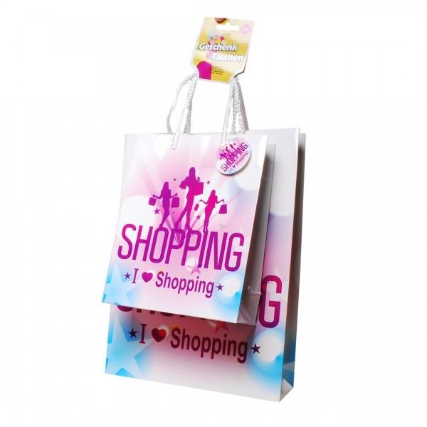 Geschentaschenset Shopping, 2 St.