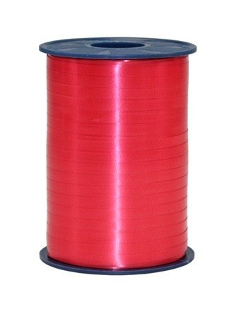 Polyband, rot, 500 Meter-Rolle