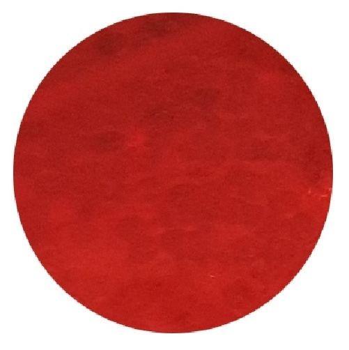 Konfetti Punkte rot, Holografie-Folie, ca. 2 cm, 15 gr.