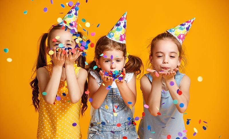 Für einen tollen Geburtstag