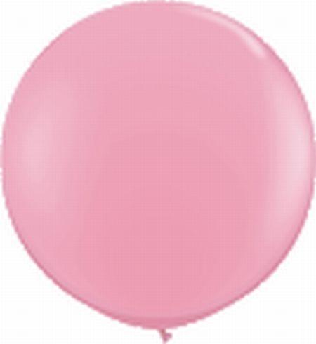Riesenballon ca. 210 cm, rosa