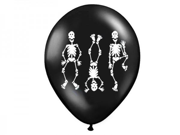 Ballons Skelett, ca. 30 cm, 6 St.