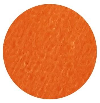 Konfetti Punkte orange Metallic-Folie, ca. 2 cm, 15 gr.