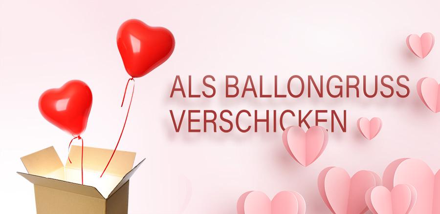Ballongrüße – aussergewöhnliche Überraschungsmomente für besondere Anlässe