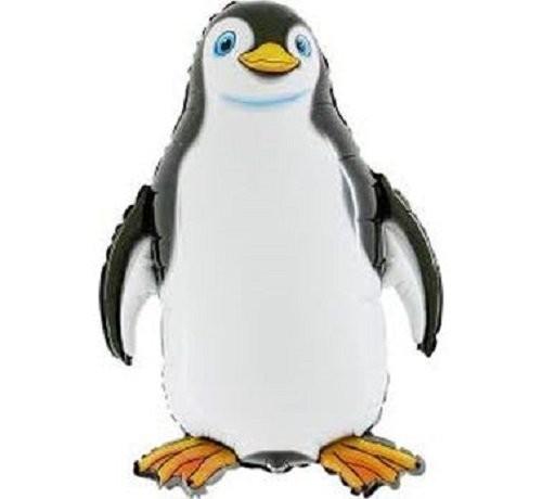 Ballongruß: Pinguin, ca. 70 cm