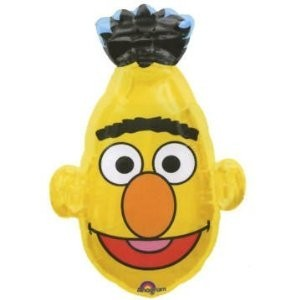 Ballongruß: Bert, ca. 60 cm