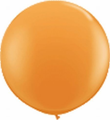 Riesenballon ca. 120 cm, orange