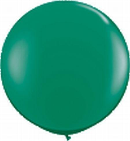 Riesenballon ca. 210 cm, grün