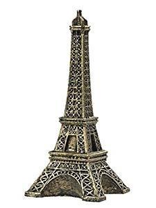 Eiffelturm Paris ca. 3,7x8,5 cm, Polyresin
