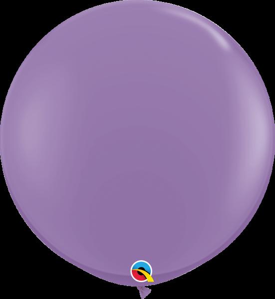 Riesenballon Qualatex, ca. 90 cm, lavender/flieder
