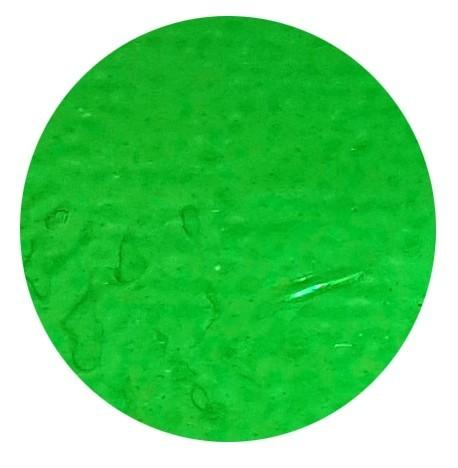 Konfetti Punkte grün Metallic-Folie, ca. 2 cm, 15 gr.