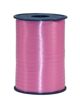 Polyband, rosa, 500 Meter-Rolle