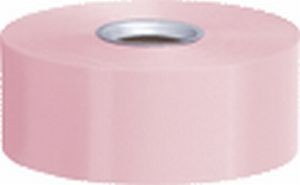 Polyband, rosa, 4 cm, 91 Meter-Rolle
