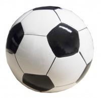 Spardose Fußball, ca. 10 cm