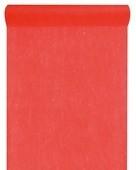Tischband BREIT Vlies rot, 30 cm x 10 Meter Rolle