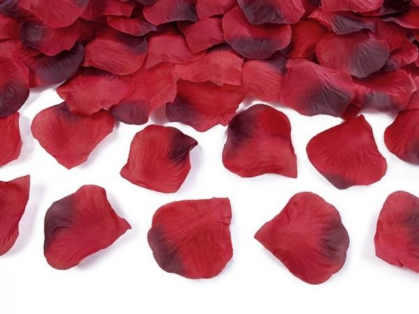 Rosenblätter, rot, ca. 500 Stück