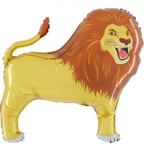 Folien-Shape Löwe, ca. 80 cm