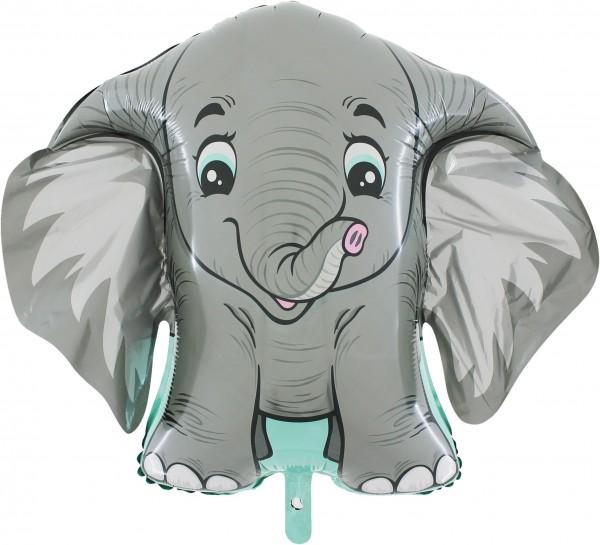 Ballongruß: Elefant, ca. 80 cm