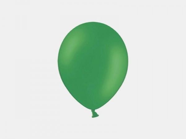 Metallic-Ballons - grün - ca. 30 cm