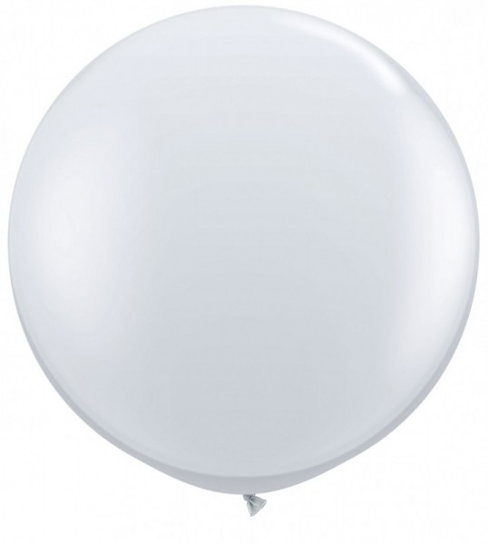 Riesenballon ca. 210 cm, transparent